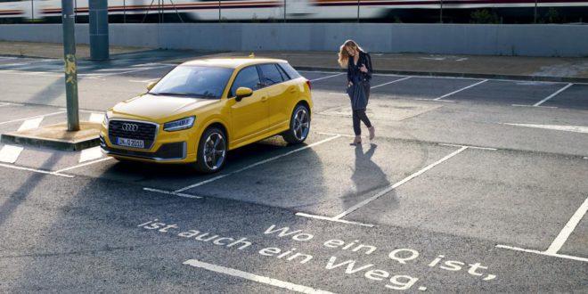 Audi Q: Wo ein Q ist, ist auch ein Weg [Sponsored Video]