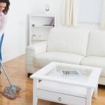 Böden richtig reinigen