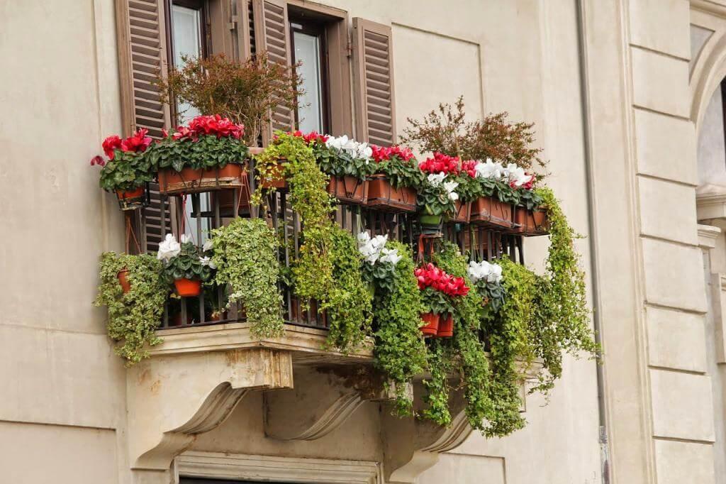 So kommt Ihr kleiner Balkon groß raus