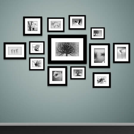 unserer tipp bilder richtig platzieren und aufh ngen. Black Bedroom Furniture Sets. Home Design Ideas