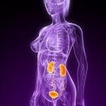 Blasenentzündung mit Nieren