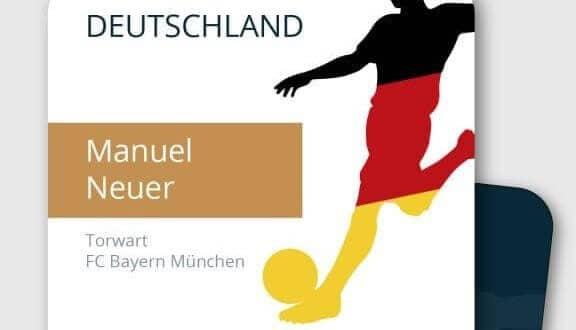 Unterhaltung zur EM: Viele Verlosungen und Spiele zur Fußball-Europameisterschaft