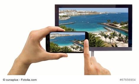 So spiegeln Sie Ihr iPhone oder iPad auf einem Fernseher