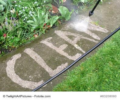 Mit Hochdruckreinigern gegen den Schmutz – So macht Gartenarbeit wirklich Freude