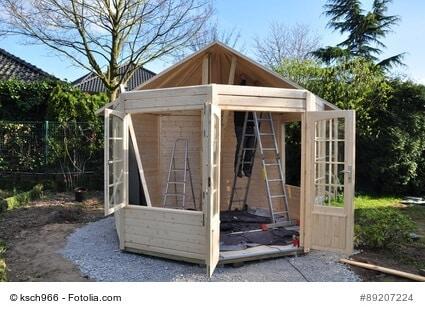 Ideen Fur Das Gartenhaus Ratgebermagazine De