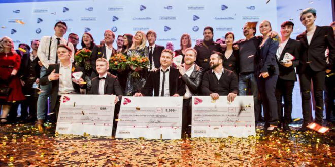 """""""Da gibt's doch was…"""": Gewinner des Kurzfilmwettbewerbs 99FIRE-FILM-AWARD [Sponsored Video]"""
