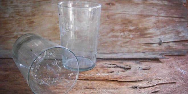 Tipps gegen milchige Gläser