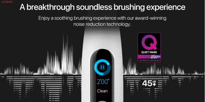 Oclean X Pro Elite – Intelligenz ist lautlos