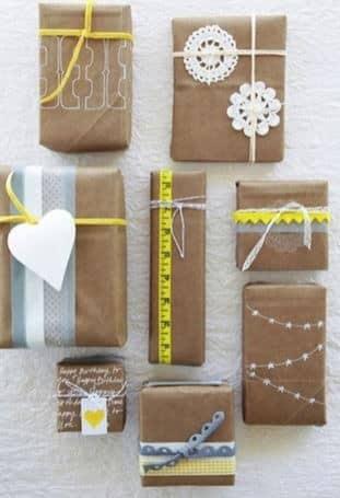 weihnachtsgeschenke sch n und sicher verpackt. Black Bedroom Furniture Sets. Home Design Ideas