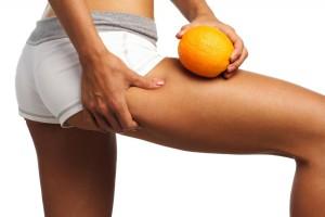 Cellulite - Orangenhaut