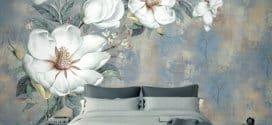 Stillvolle Fototapeten für Schlafzimmer