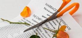 Ablauf einer Scheidung