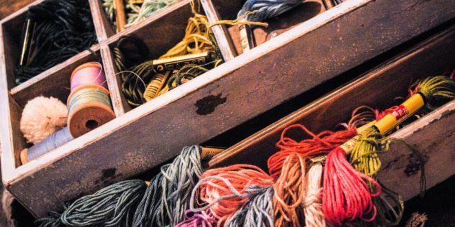 Textilien besticken – so werden Hemden & Co zum echten Hingucker