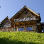 Haus, Gebirge
