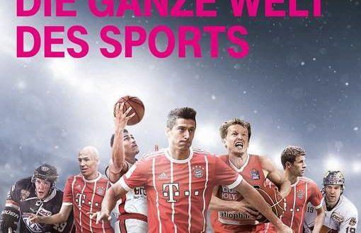 Telekom Sport: Die ganze Welt des Sports, für Entertainkunden für 9,95 Euro im Monat [Sponsored Video]
