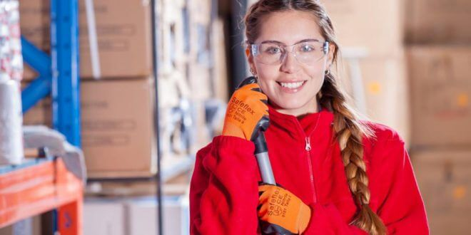 Sicher ist sicher: Handschuhe, unverzichtbarer Bestandteil schützender Arbeitskleidung