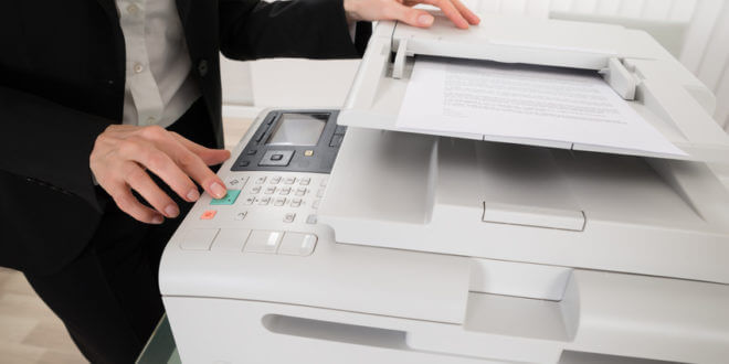 Feinstaub: Sind Laserdrucker im Büro schädlich?