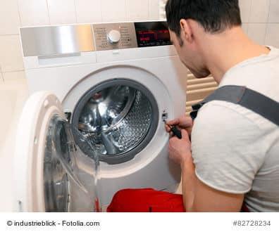 Die Waschmaschine Läuft Aus Sofortmaßnahmen Und Fehlersuche