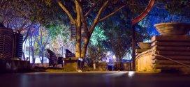 Eine stimmige Beleuchtung im Garten