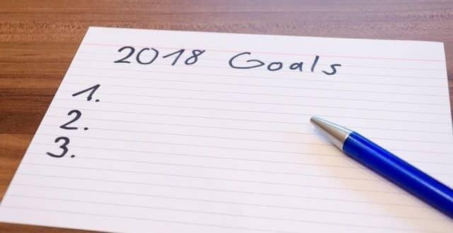 Drei einfache Neujahrsvorsätze 2018, die man auch einhalten kann