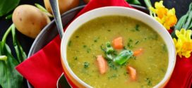 Leckere Sommersuppe