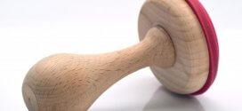 Nachhaltige Stempel aus Holz