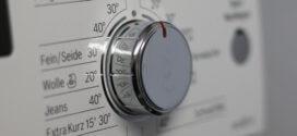 So kann man zu einer längeren Lebensdauer der Waschmaschine beitragen