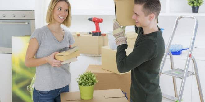 Umzug in eine neue Wohnung als Sozialhilfeempfänger