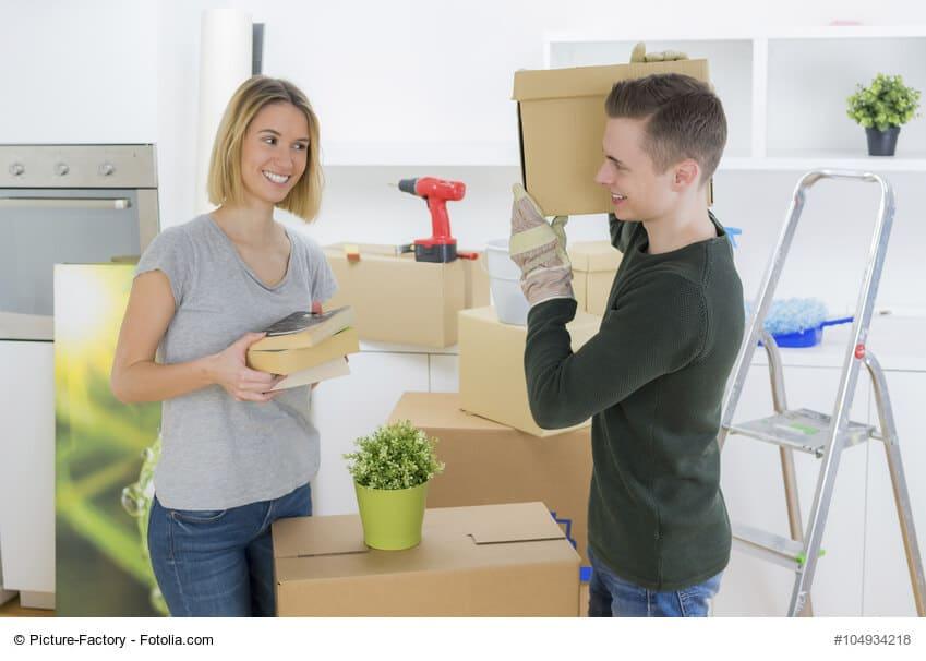 umziehen leicht gemacht die wichtigsten tipps. Black Bedroom Furniture Sets. Home Design Ideas