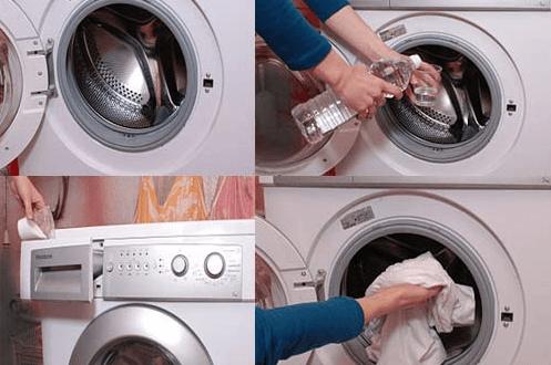 Waschmaschine reinigen – so wird sie sauber!