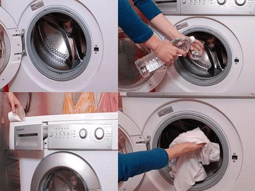 waschmaschine reinigen so wird sie sauber. Black Bedroom Furniture Sets. Home Design Ideas